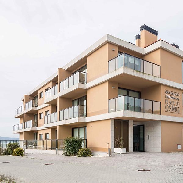 Apartamentos Playa de Osmo